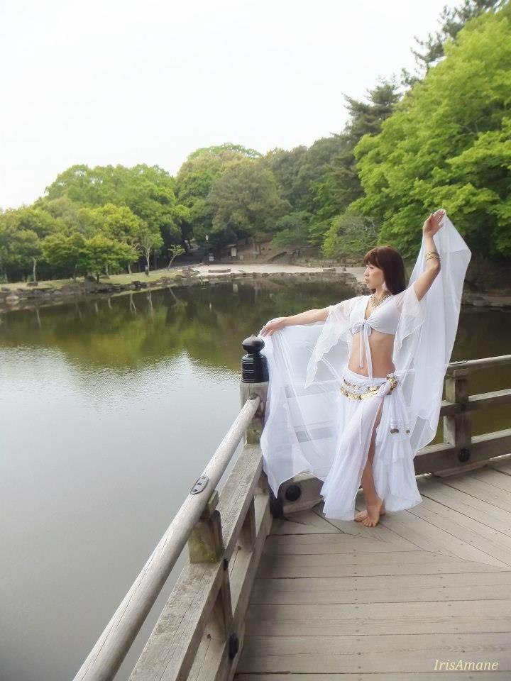 艶オーラ愛され女神になるベリーダンス大阪