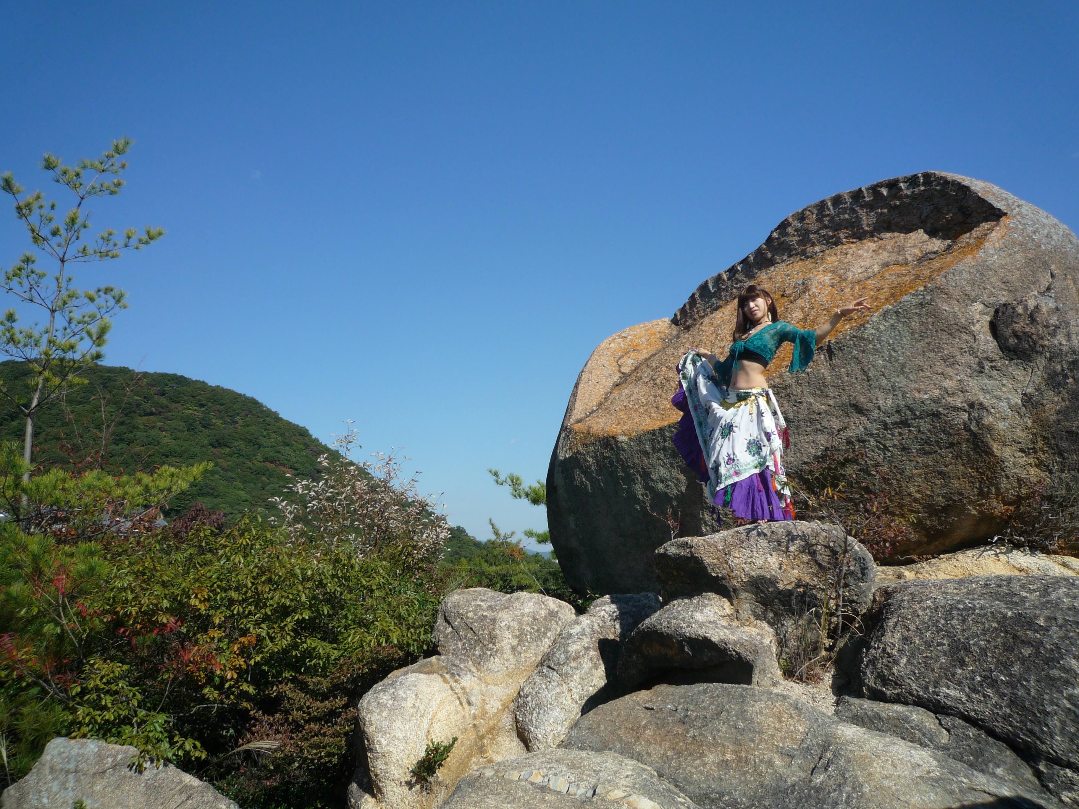女神性を讃えるベリーダンス大阪